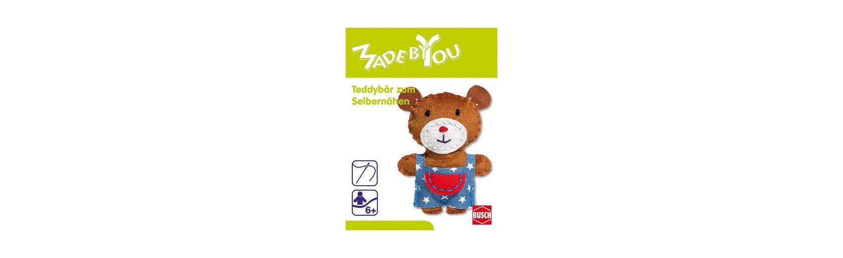 Busch MADE BY YOU Nähset Teddybär