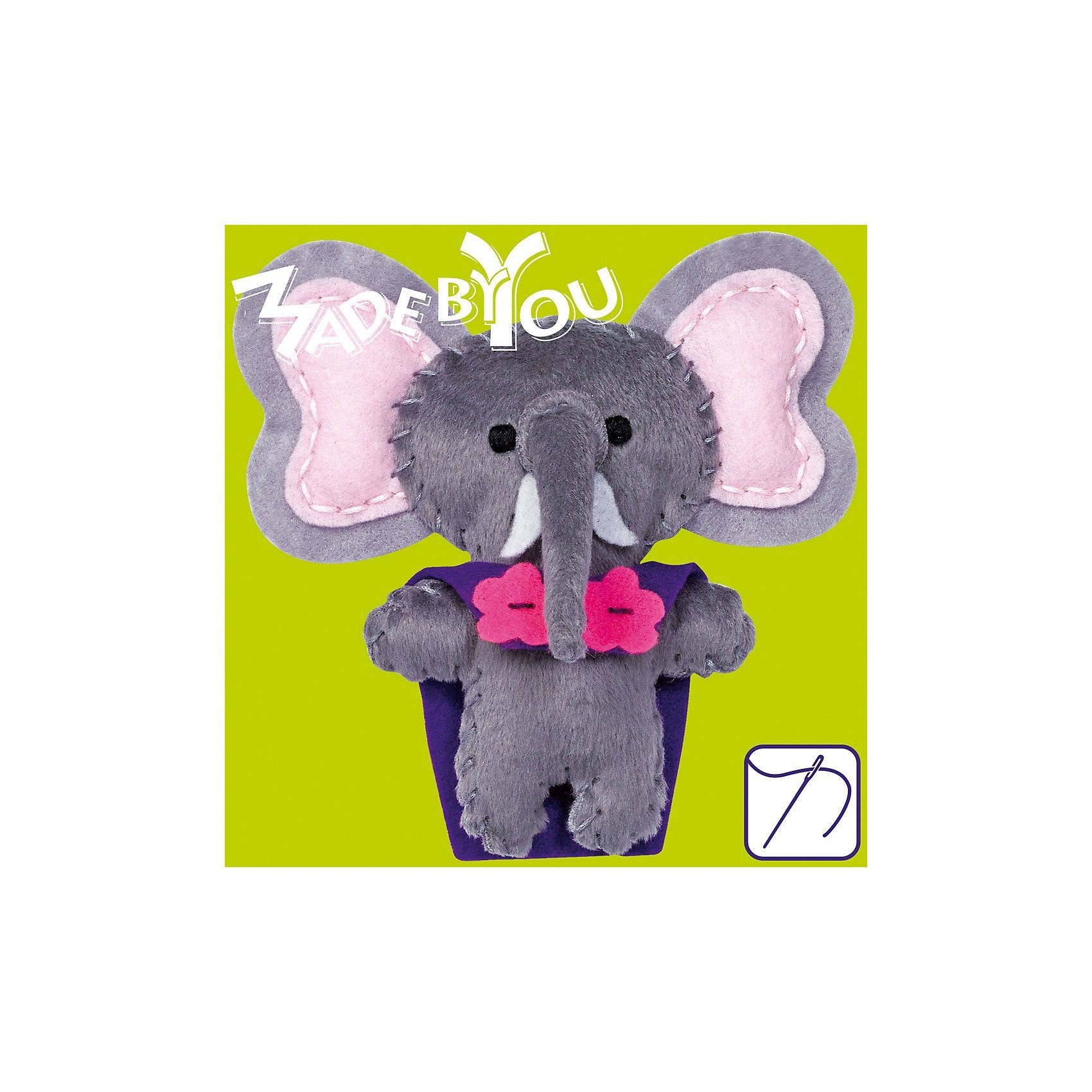 Busch MADE BY YOU Nähset Elefant