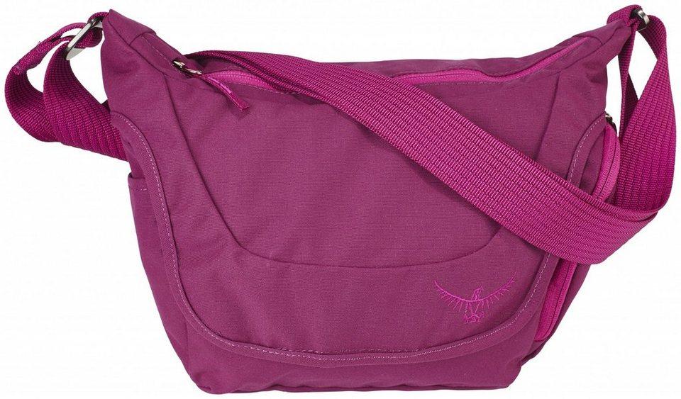 Osprey Sport- und Freizeittasche »Flap Jill Micro Shoulder Bag Women« in pink