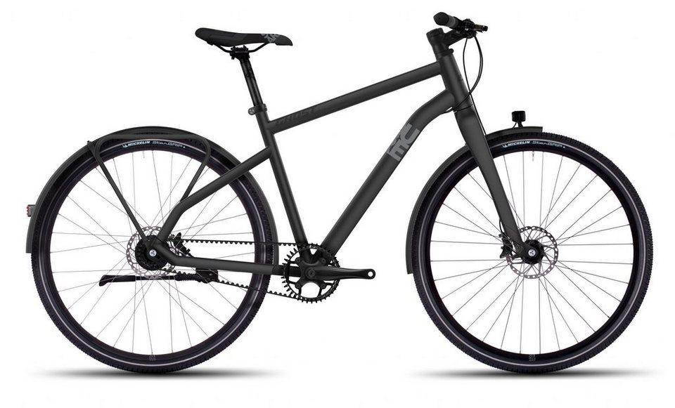 Ghost Fahrrad »Square Urban X 9« in grau
