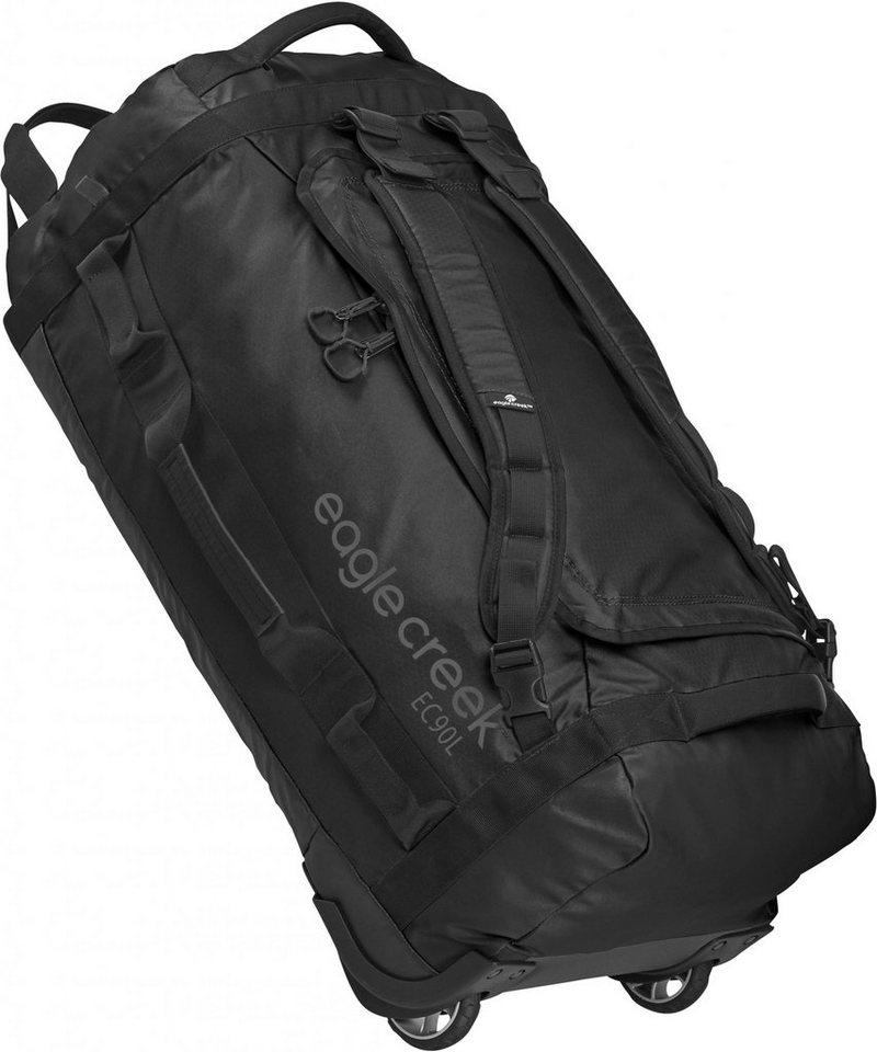 Eagle Creek Sport- und Freizeittasche »Cargo Hauler Rolling Duffel 90 L« in schwarz