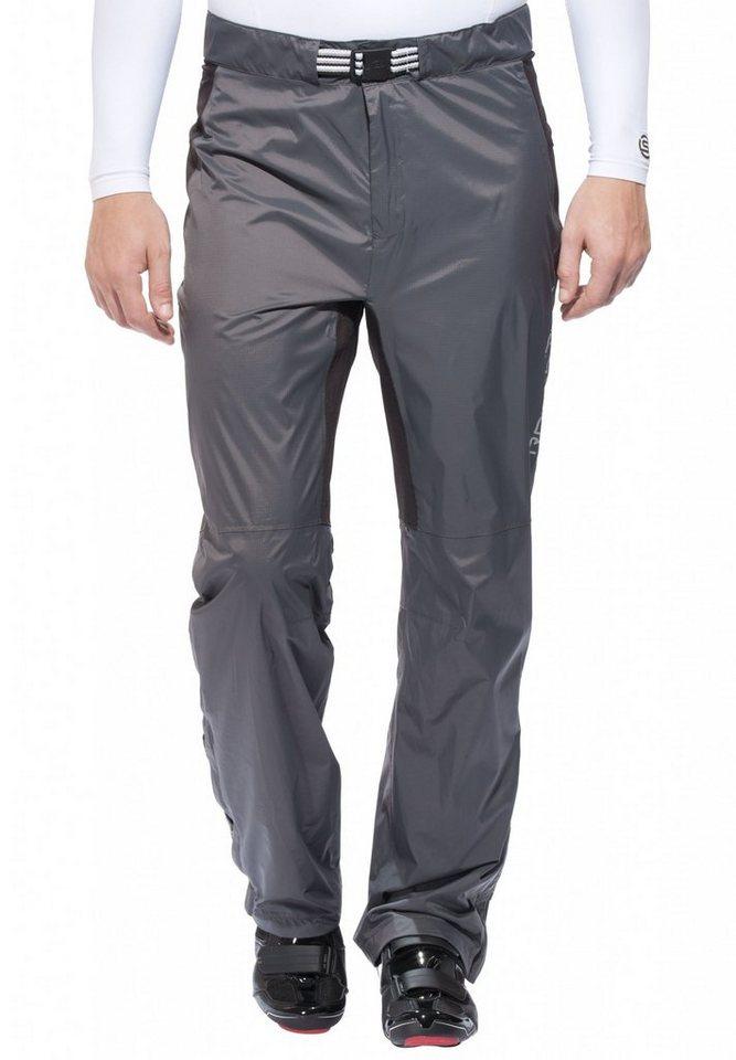 Protective Radhose »Rain Pant Long Men« in schwarz
