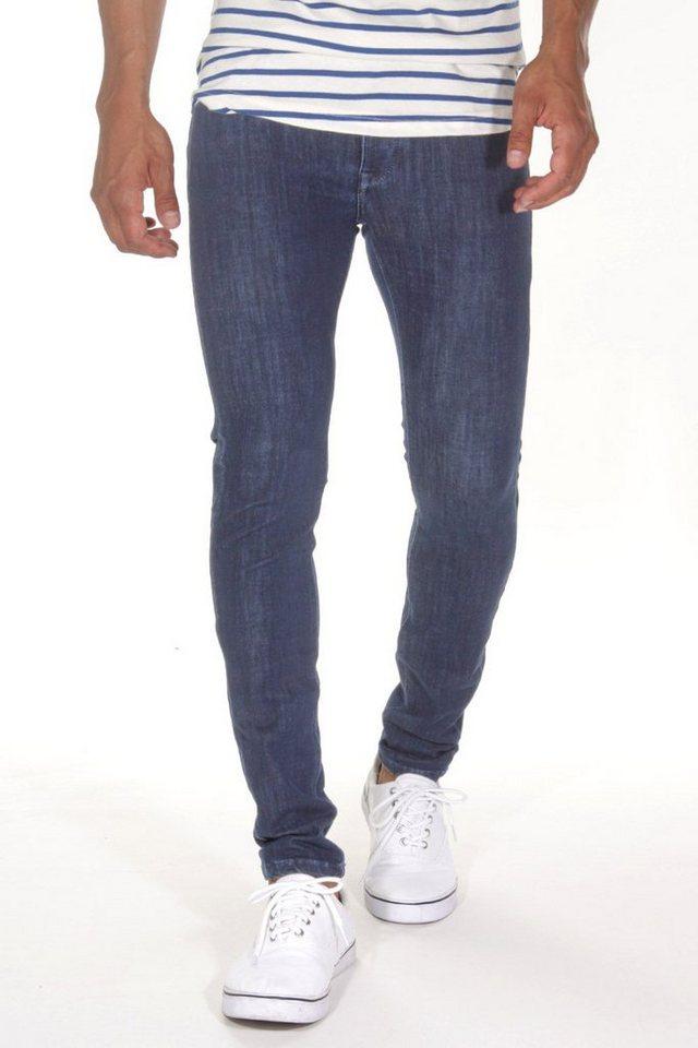 Bright Jeans Stretchjeans slim fit in blau