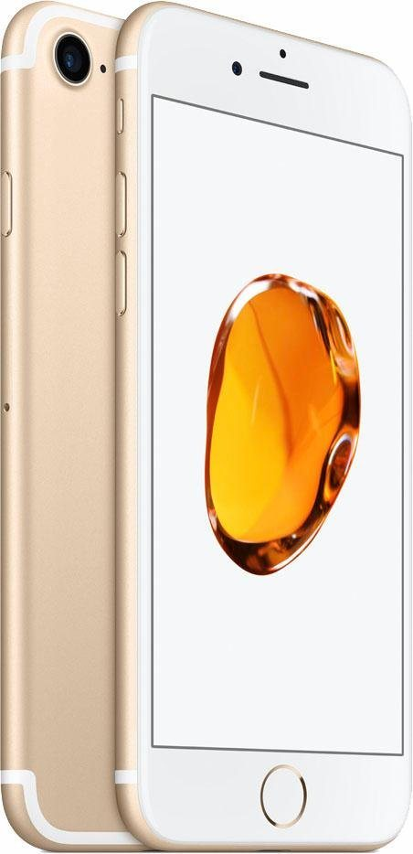 """Apple iPhone 7 4,7"""" 128 GB Smartphone, 11,9 cm (4,7 Zoll) Display, LTE (4G), 12,0 Megapixel, NFC in Gold"""
