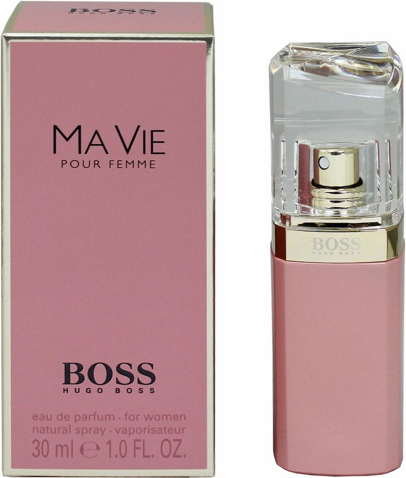 hugo boss ma vie eau de parfum online kaufen otto. Black Bedroom Furniture Sets. Home Design Ideas