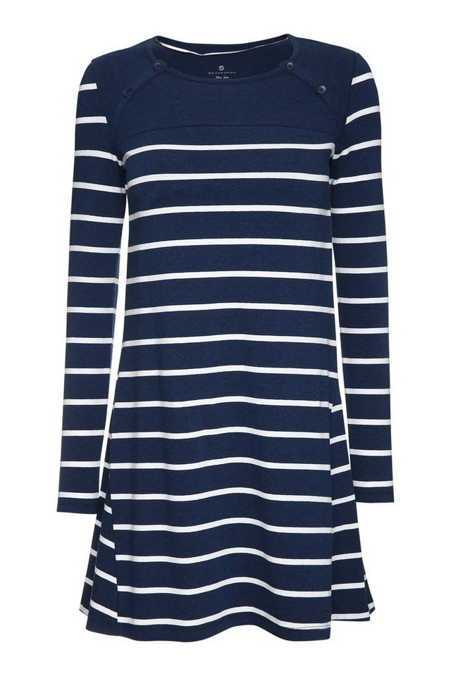 BELLYBUTTON Stillkleid, Casual Style, gestreift in stripe/multicolored