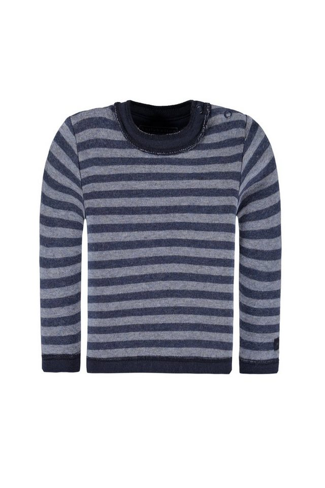 BELLYBUTTON Blockstreifen Baby Shirt, langarm in stripe/multicolored