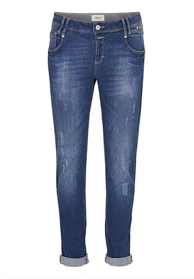 Cartoon Jeans in Light Blue Denim - B