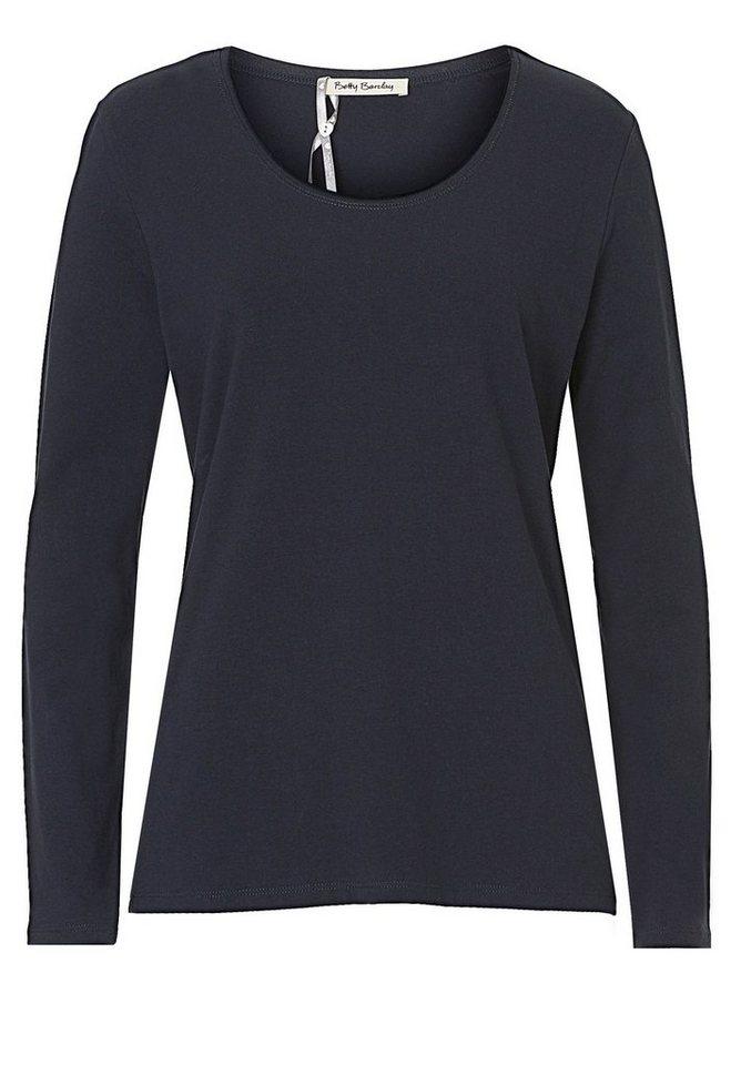 Betty Barclay Shirt in dunkelblau - Bunt