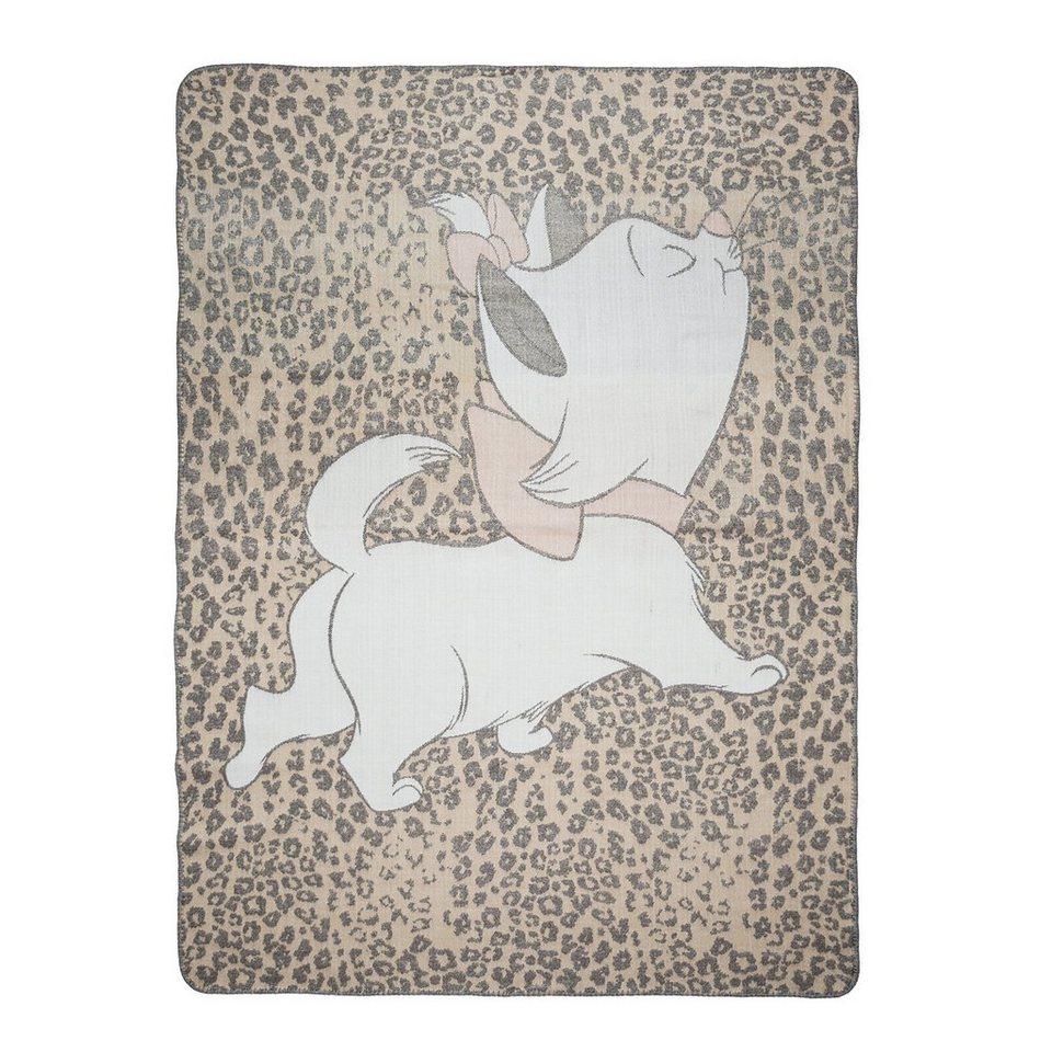CODELLO Decke mit Disney-Motiv in beige