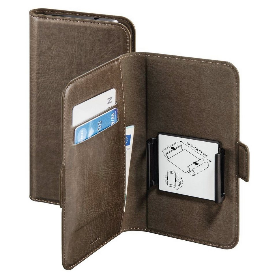 Hama Handytasche Handyhülle universal Tasche Hülle Smart Move »für Handys von 5,2 - 5,8 Zoll« in Taupe