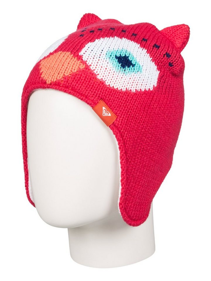 Roxy Beanie mit Eulendesign »ROXY« in Paradise pink