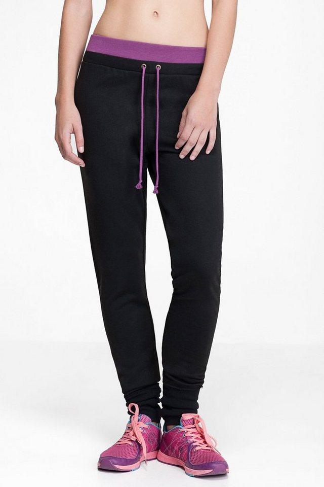 Desigual Hose »PANT L TIGHT PANT A« in schwarz