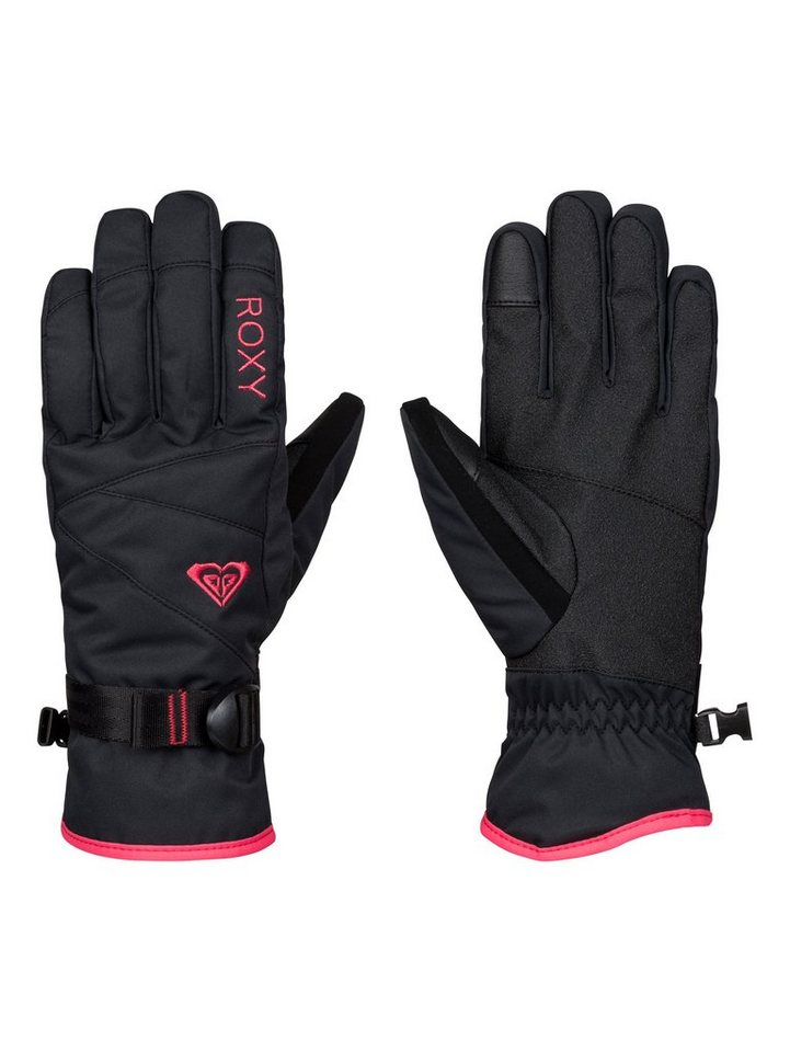 Roxy Schnee Handschuhe »ROXY Jetty Solid« in Anthracite