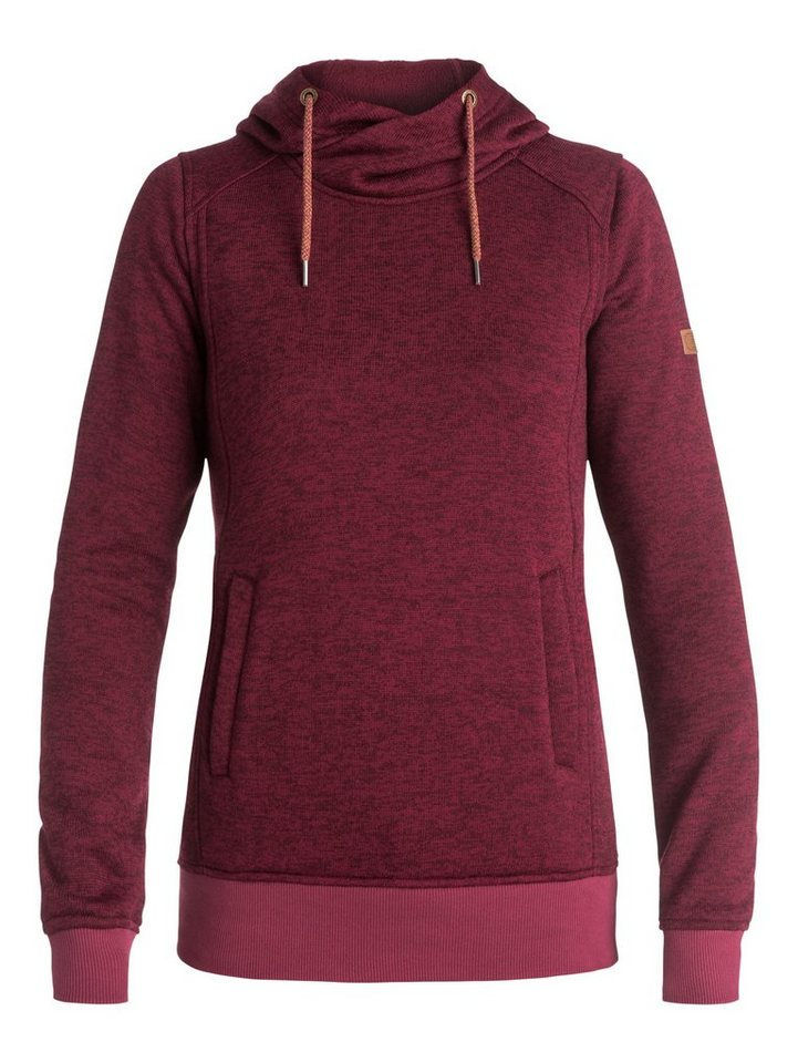 Roxy Funktioneller Hoodie »Dipsy« in Rhododendron