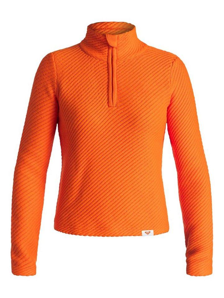 Roxy Funktionelles Sweatshirt »ROXY & Courrèges« in Carrot