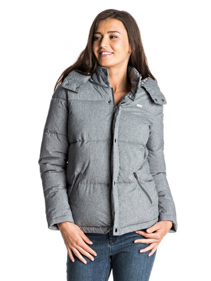 Roxy Wattierte Jacke »Barrika« in Highrise