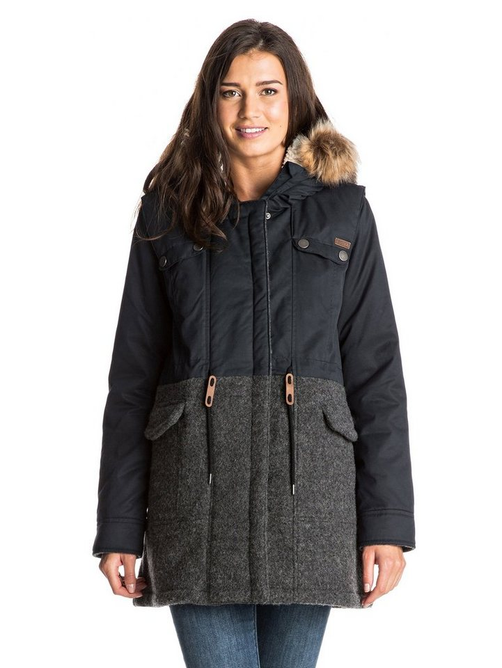 Roxy Parka »Anzoras Land« in Anthracite
