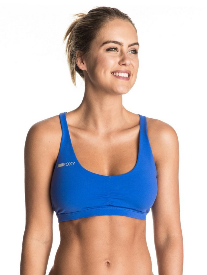 Roxy Sport-BH »Ajanta« in Dazzling blue