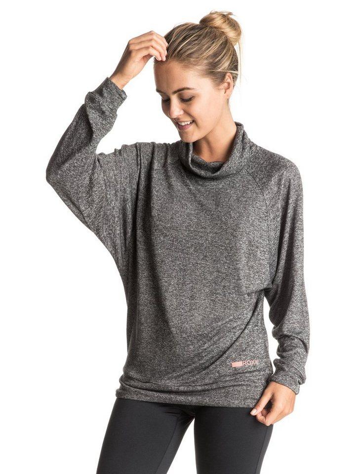 Roxy Loose Fit Yoga Top »Vinissa« in Castlerock