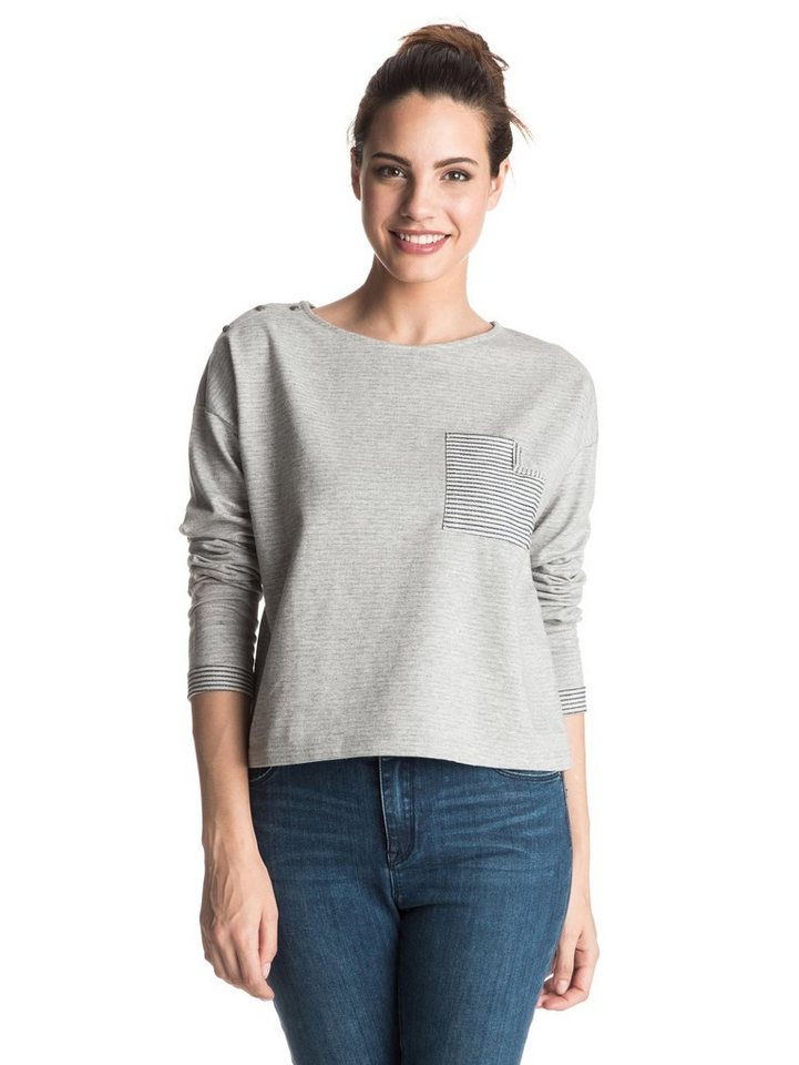 Roxy Longsleeve »Little Waves« in Highrise