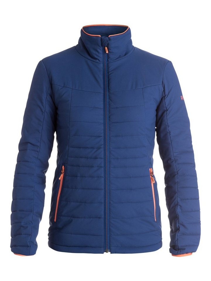 Roxy Insulator-Jacke »Highlight Stretch« in Blue print