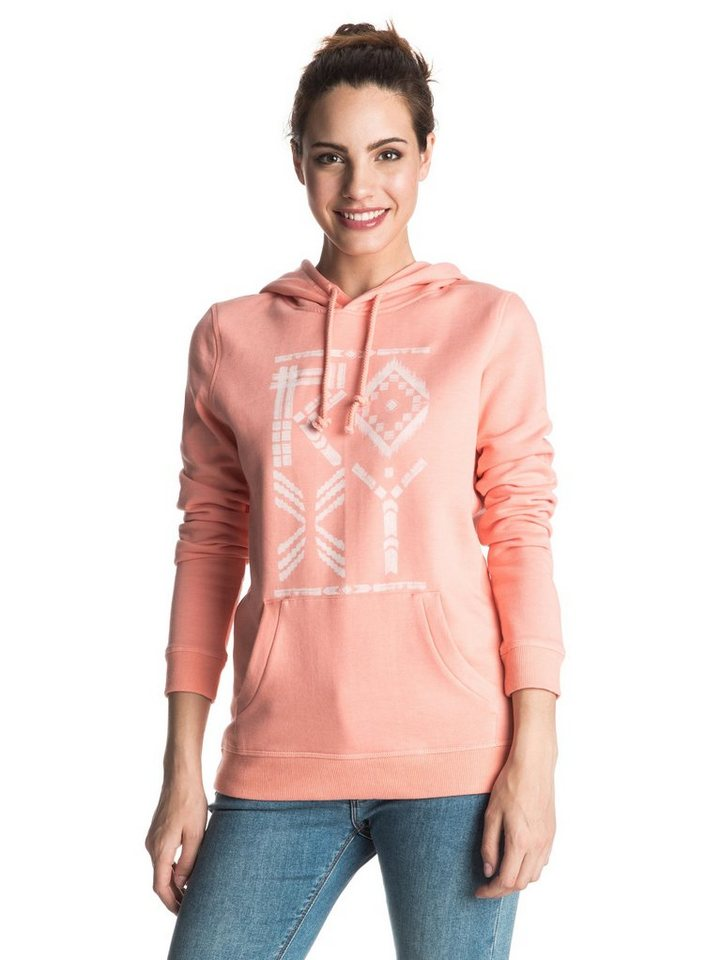 Roxy Hoodie »Todd A« in peach amber
