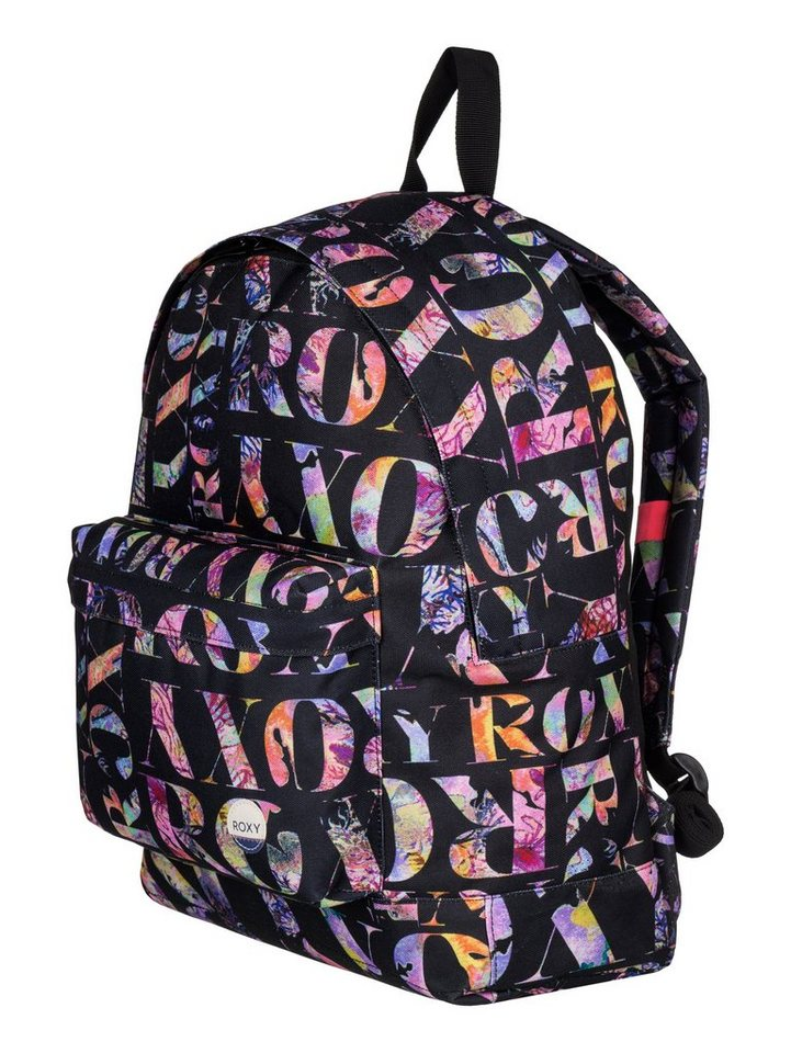 Roxy mittelgroßer Rucksack »Be Young« in Anthracite