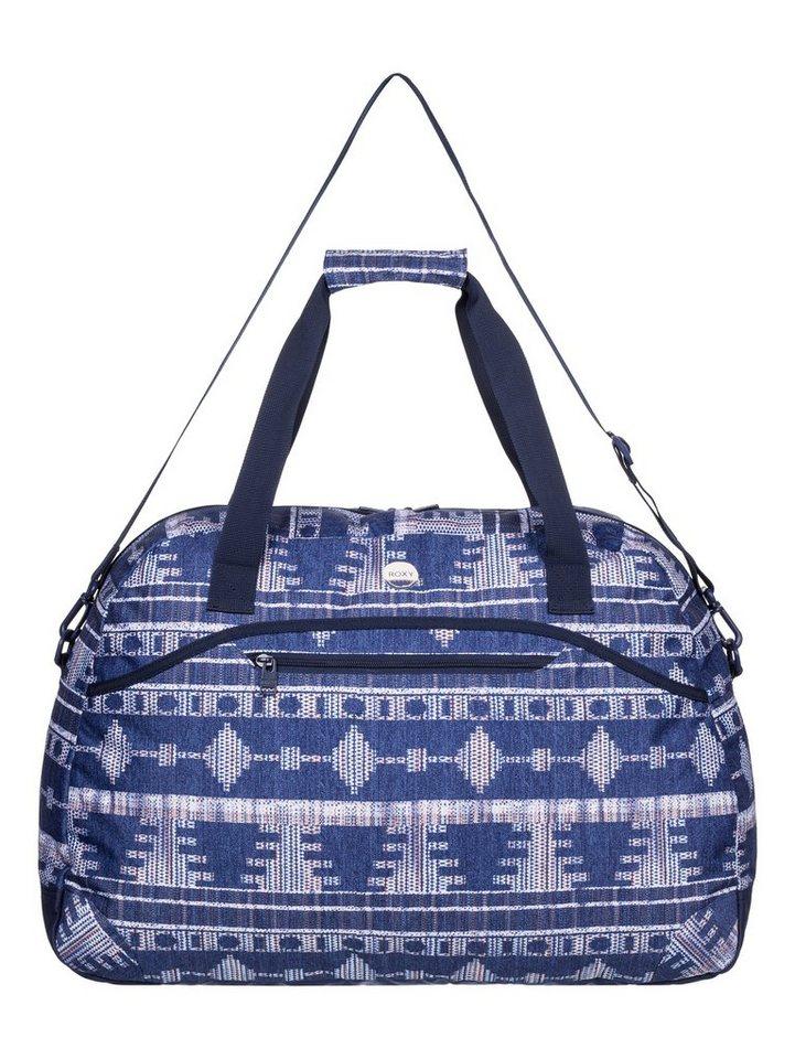 Roxy Duffle Bag »Too Far« in Blue print