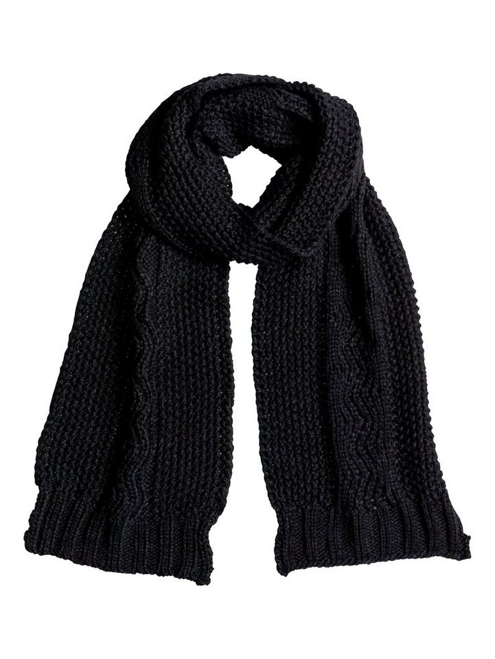 Roxy Strickschal »Stay Out Scarf« in Anthracite