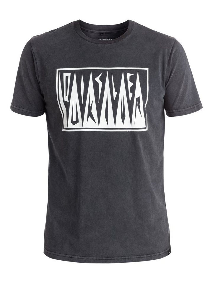 Quiksilver T-Shirt »PM Afro Logo« in highrise