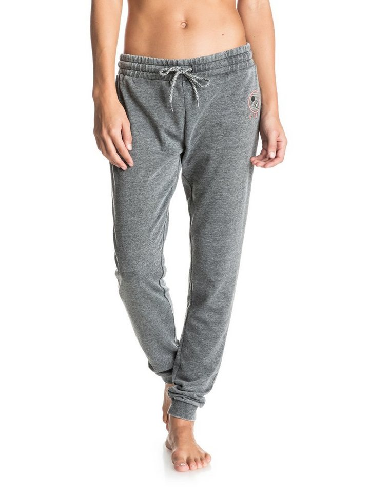 Roxy Jogginghose »Palm Bazaar Paradise« in Anthracite