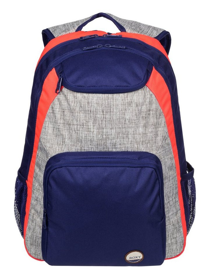 Roxy Rucksack »Shadow Swell Colorblock« in Blue print