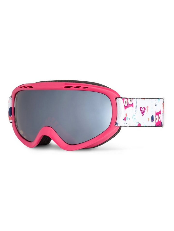 Roxy Snowboard Goggles »Sweet« in Blue print
