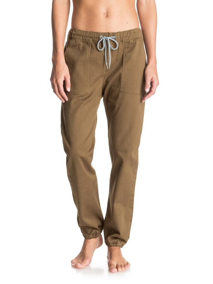 Roxy Strandhose »Your Life Style« in Military olive