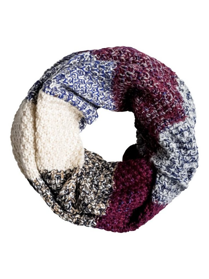 Roxy Circle Schal »Pilot Of Storm Scarf« in Italian plum