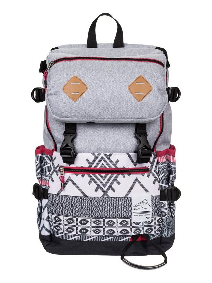Roxy 20L Snow-Rucksack »Tribute« in Paradise pink