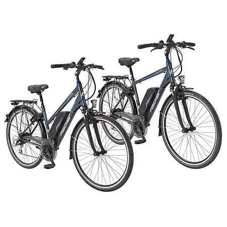 FISCHER FAHRRAEDER E-Bike Trekking Herren »Trekking-E-Bike (Herren) und im Doppelpack, 71,12 cm (28 Zoll)«