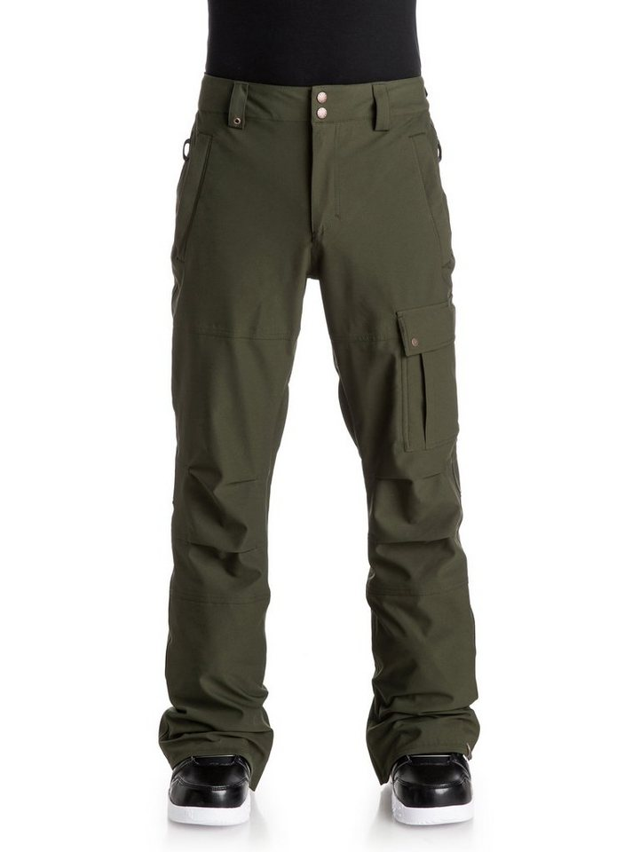 Quiksilver Snow-Hose »Reason« in Forest night