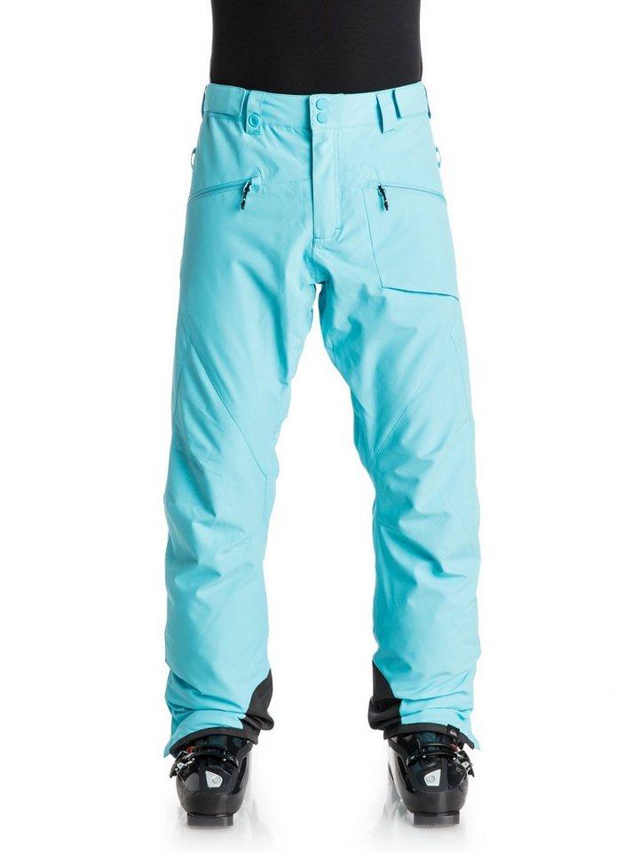 Quiksilver Snow-Hose »Boundry Plus« in Navy blazer