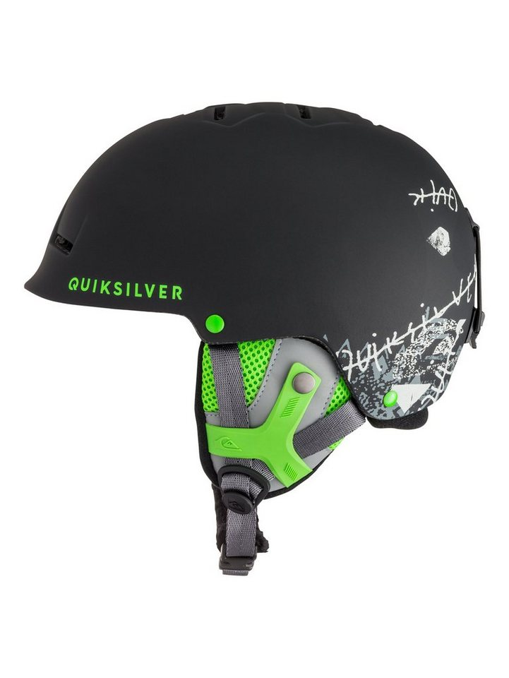 Quiksilver Snowboard Helm »Fusion« in Green flash