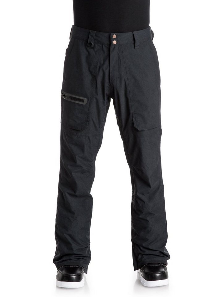 Quiksilver Snow-Hose »Dark And Stormy« in Pomegranate