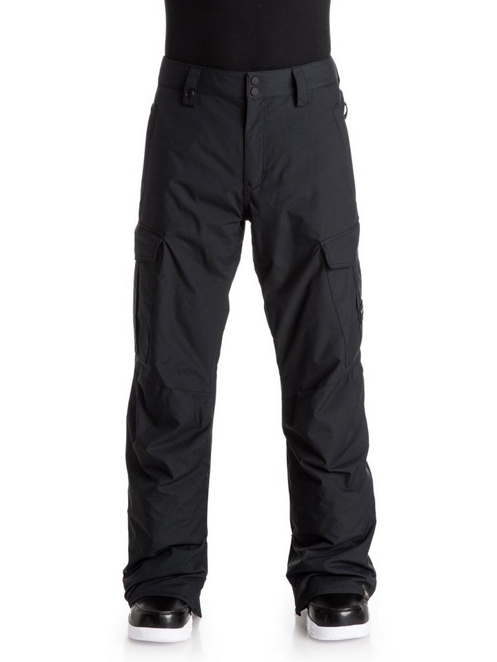 Quiksilver Snow-Hose »Porter Ins« in Flame