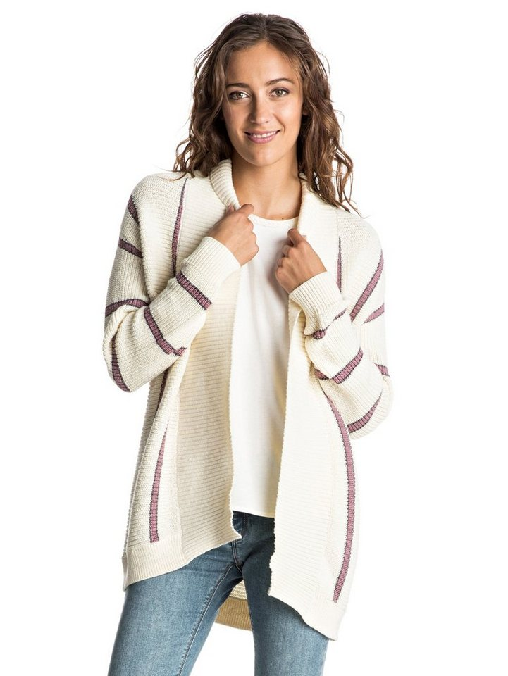 Roxy Cardigan »Love From Inside« in Vanilla ice