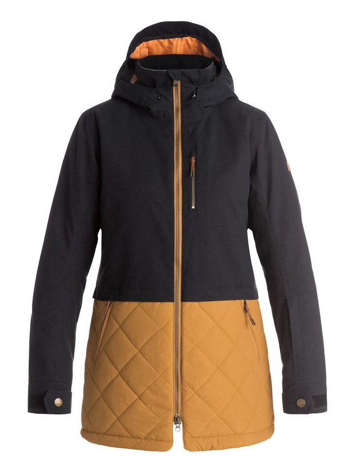 Roxy Snow Jacke »Hartley« in Anthracite