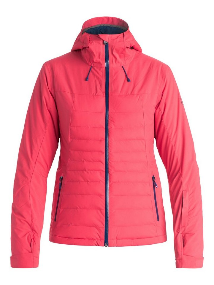 Roxy Gesteppte Snow-Jacke »Tracer« in Paradise pink
