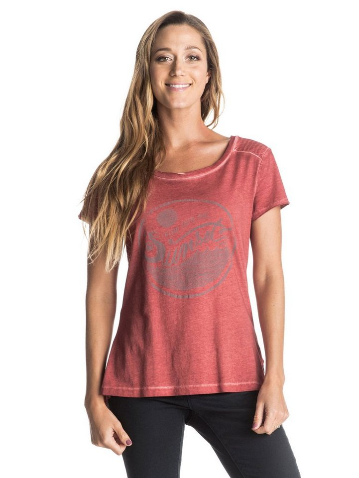 Roxy T-Shirt »Kanazawa Atlantic Sea« in Bossa nova
