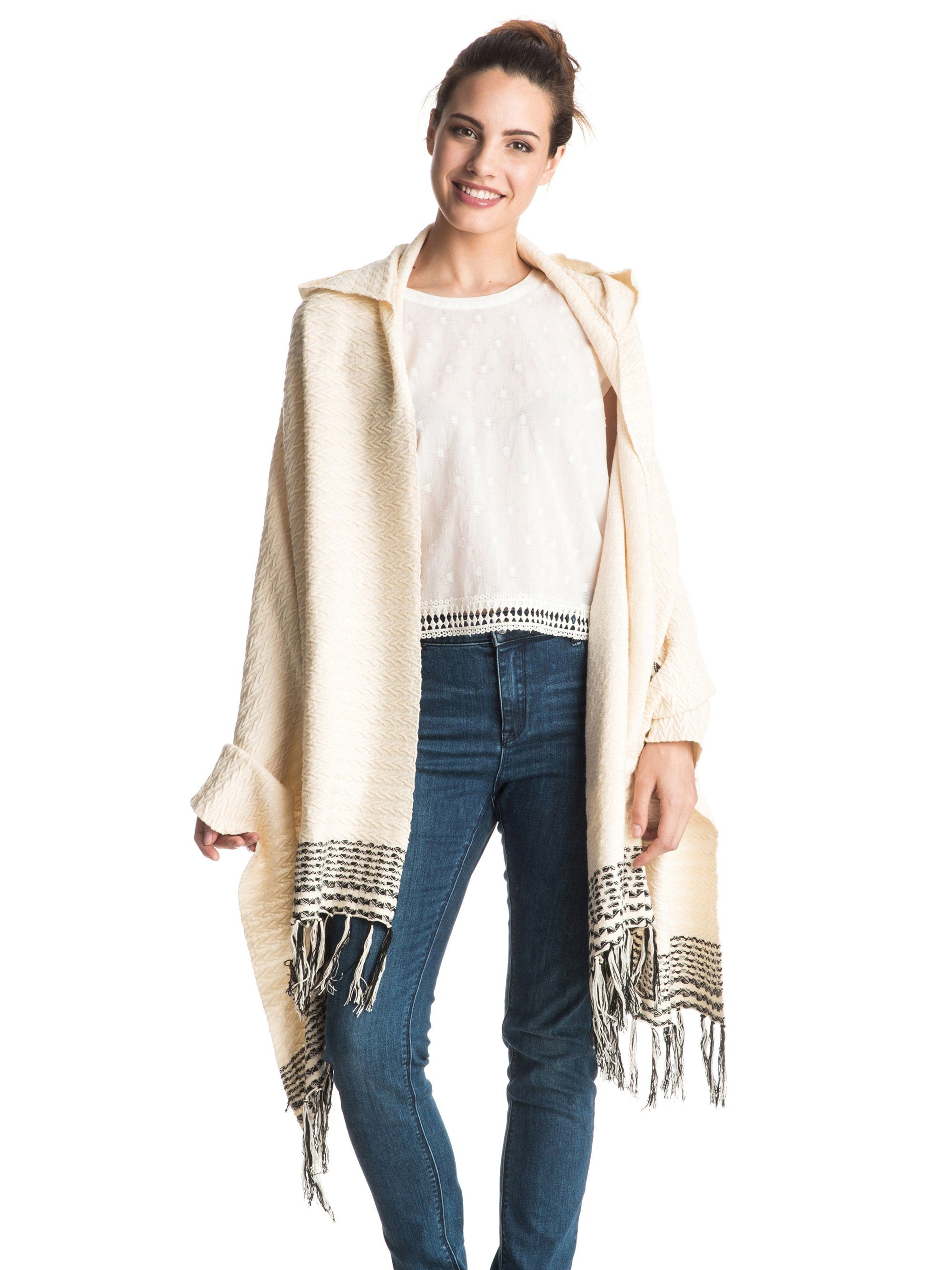 Roxy Offener Poncho »Soul Searchin«