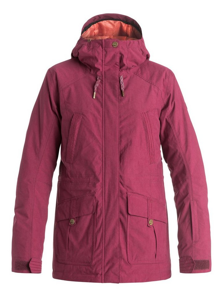 Roxy Snow Jacke »Tribe« in Rhododendron