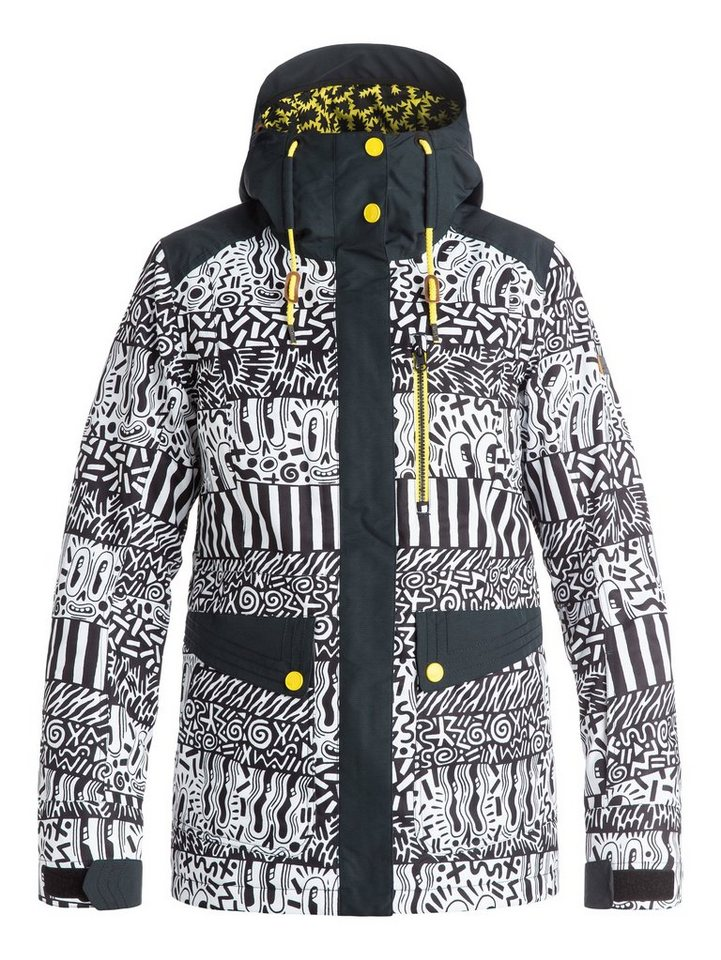 Roxy Snow Jacke »Andie« in Bright white